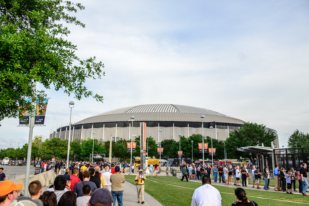 Astrodome 50th Birthday
