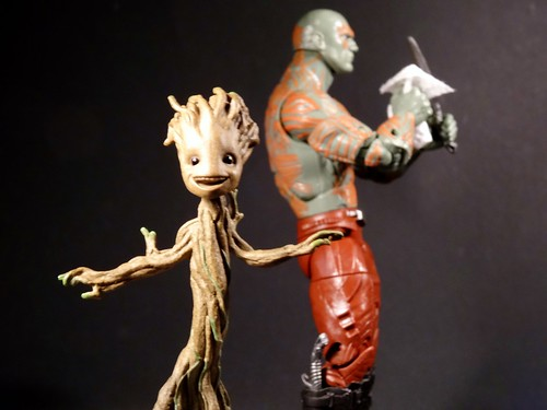 Little Groot Dancing