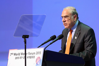 Opening of the 7th World Water Forum