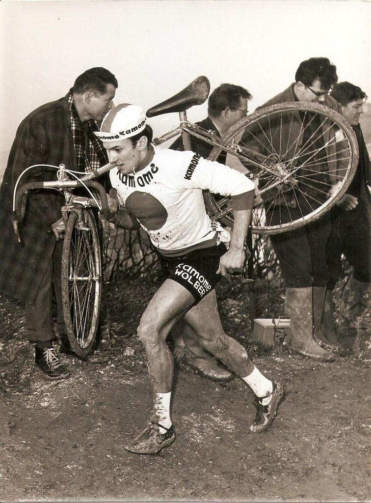 Pelchat Michel specialista nel ciclocross