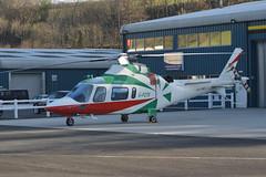 G-POTR - Agusta A109 - Castle Air Charters LTD, nr Liskeard, Cornwall