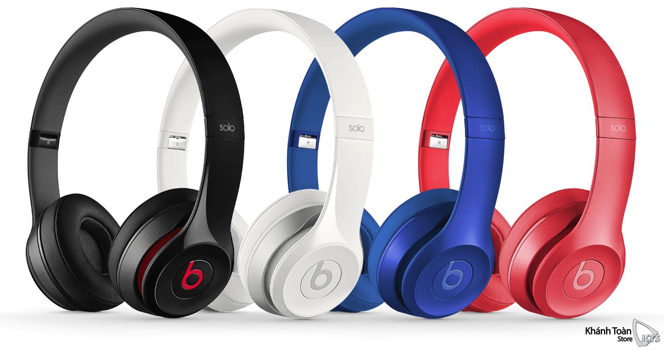 Tai nghe Beats Solo 2 (version 2015) giá rẻ uy tín tại hcm