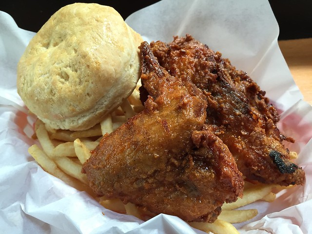 Best fried chicken - Brenda's French Soul Food