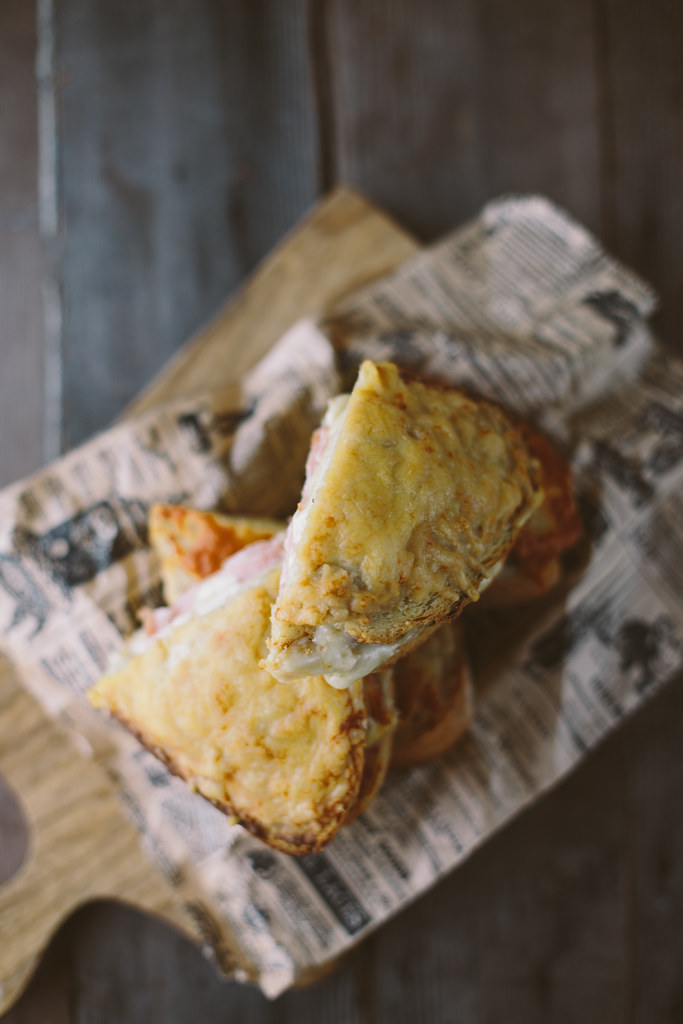 Croque Monsieur Recipe
