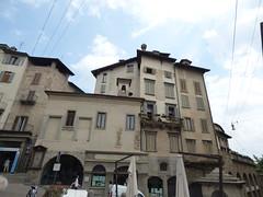 Bergamo, upper city