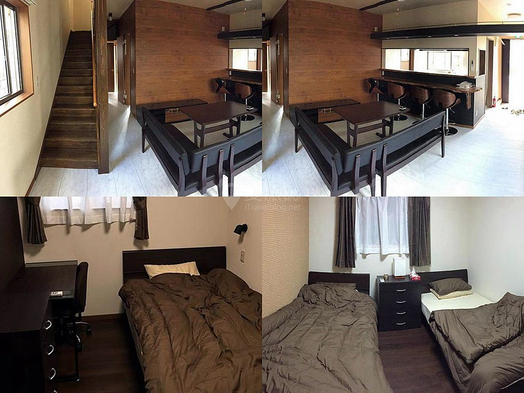 B and B 4 Rooms
