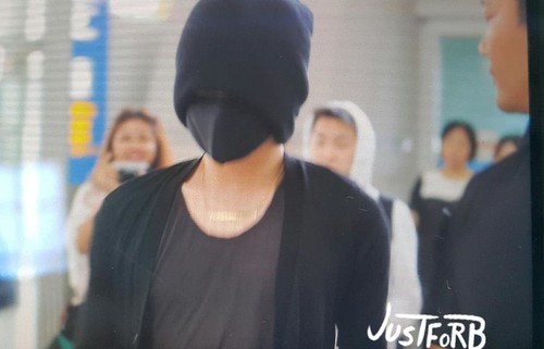 Big Bang - Incheon Airport - 29may2015 - G-Dragon - Just_for_BB - 02