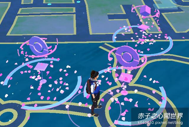 原始-寶可夢拼圖-四號公園-安樂路端