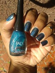 Julho Invernal #5 - Falling Star / Jade + Salto Agulha / Beauty Color