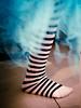 Alice's feet