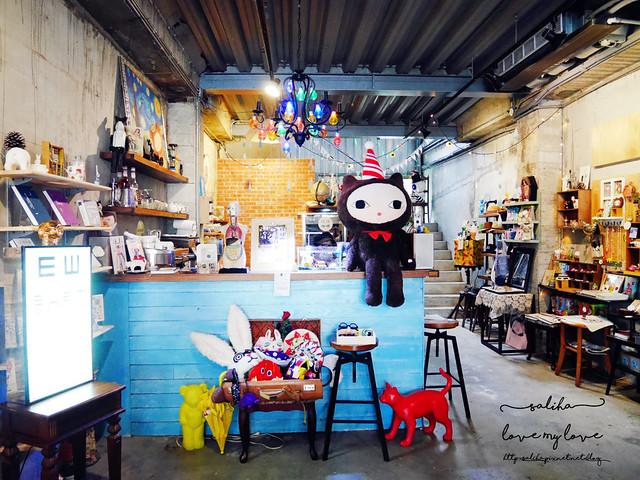 台北中正紀念堂站附近美食餐廳不限時下午茶推薦眼球咖啡 (5)
