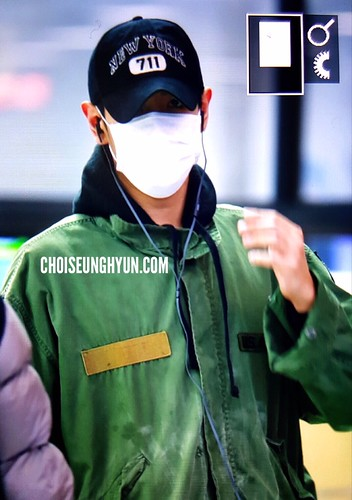Big Bang - Gimpo Airport - 31dec2015 - Choidot - 01