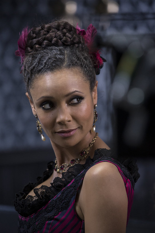 珊蒂紐頓 Thandie Newton