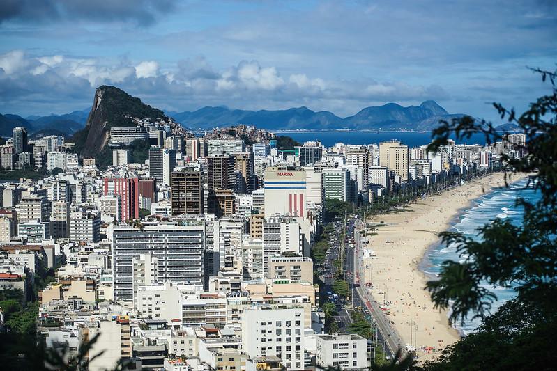 Beach brazil brasilia rio de janeiro sea city