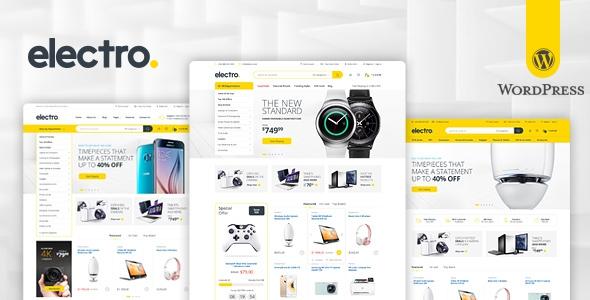 Electro v1.4.2 – Electronics Store WooCommerce Theme
