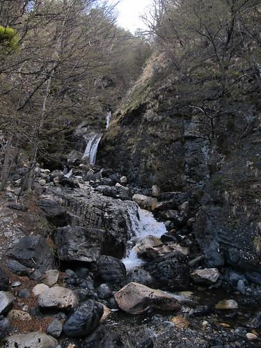 Torres del Paine: trek du W. Jour 1: retour de Las Torres.