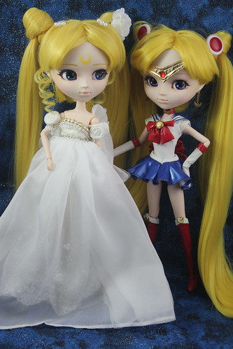 Princess Serenity & Sailor Moon