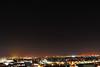 Orion over Nottingham - Light Night 2015