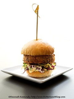 Kombu Burger