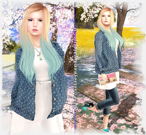 Stylish in Blue Wayward Inspired 2