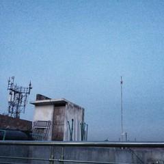 Kalu Sarai, #dusk, #NewDelhi