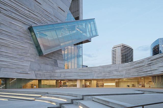 Arquitetura de museus - MuseumWeek
