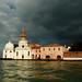 Venise - Orage sur la lagune