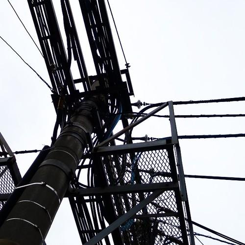 都電の電力 #都電pw2015