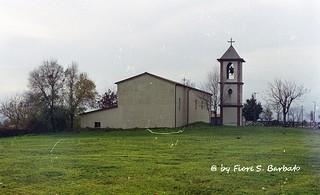 Rocca San Felice (AV), 2001, La Mefite nella Valle d'Ansanto e il Santuario di Santa Felicita.
