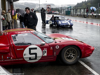 2014 Spa Six Hours: Ford GT40
