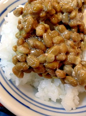 First natto in a few years
