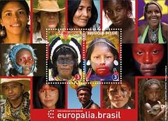 23 Bloc feuillet BRASIL