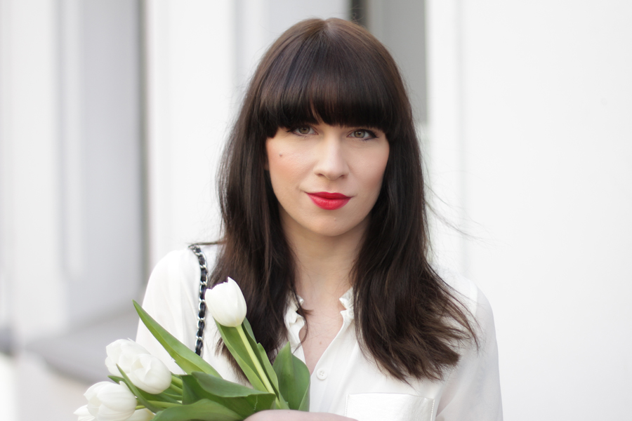 douglas beauty styling parisian red lips beautyblogger ricarda schernus make-up blogger cats & dogs blog 1