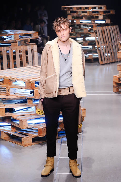 FW15 Tokyo DISCOVERED015_Sam Pullee(Fashion Press)