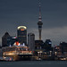 Queen Mary in Auckland by Peter Jennings NZ