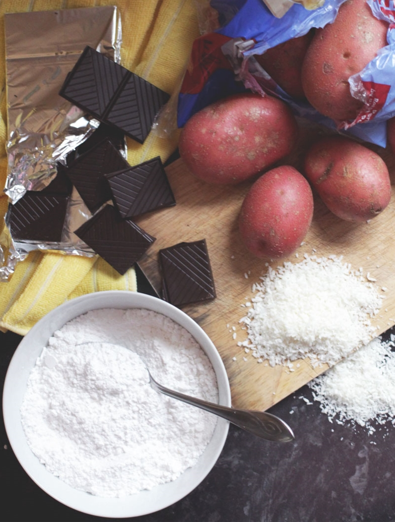 Scottish Macaroon Bars Ingredients, Bumpkin Betty
