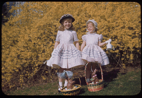 EASTER 1958.....