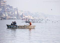 Postcard from Varanasi ..