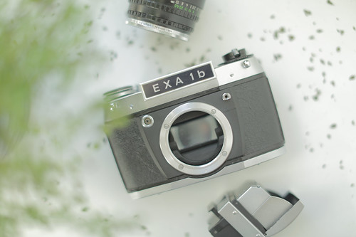 EXA 1b with Domiplan 2.8/50