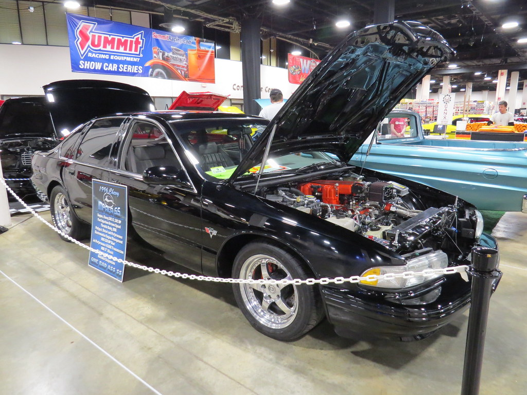 World Of Wheels Boston >> 2015 World Of Wheels In Boston The 41st Annual World Of Wh Flickr