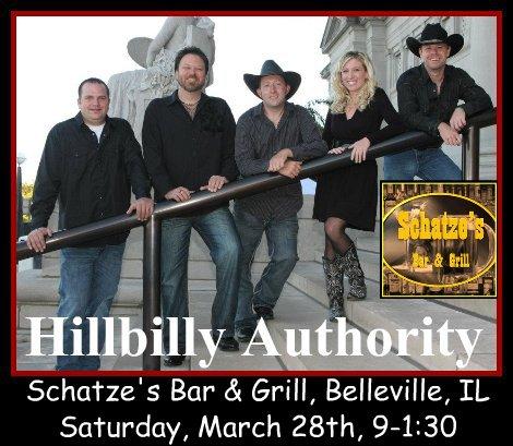 Hillbilly Authority 3-28-15
