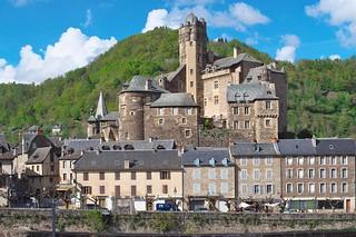 Estaing, Aveyron, France