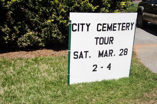 Laurens Cemetery Tour-1
