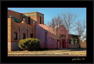 Abandoned Don Pablos Restaurant