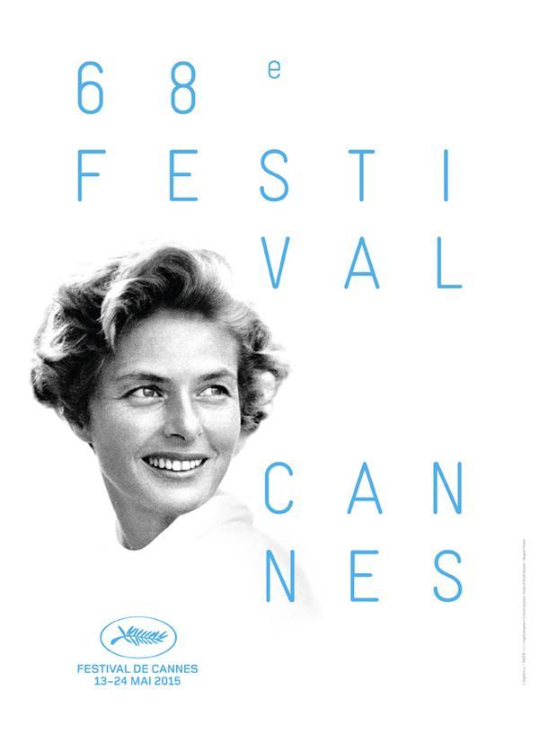 L'affiche du Festival de Cannes 2015