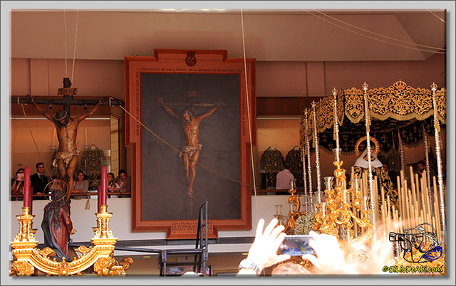 11 Semana Santa en Málaga. Cristo de Mena y Legionarios