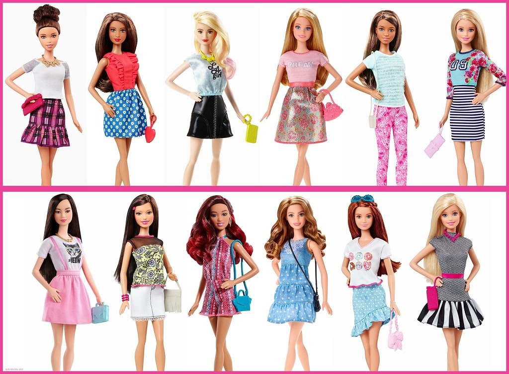Fashionistas Barbie 2015 Twitter Download