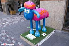 FLASH! No.17 - Shaun The Sheep - Shaun in the City - London - 150423 - Steven Gray - IMG_9984