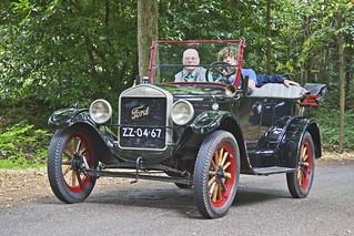 Ford Model T Touring 1925 (3700)