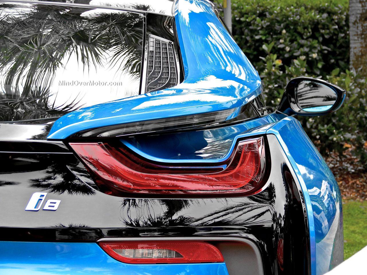 BMW i8 Amelia Island 3